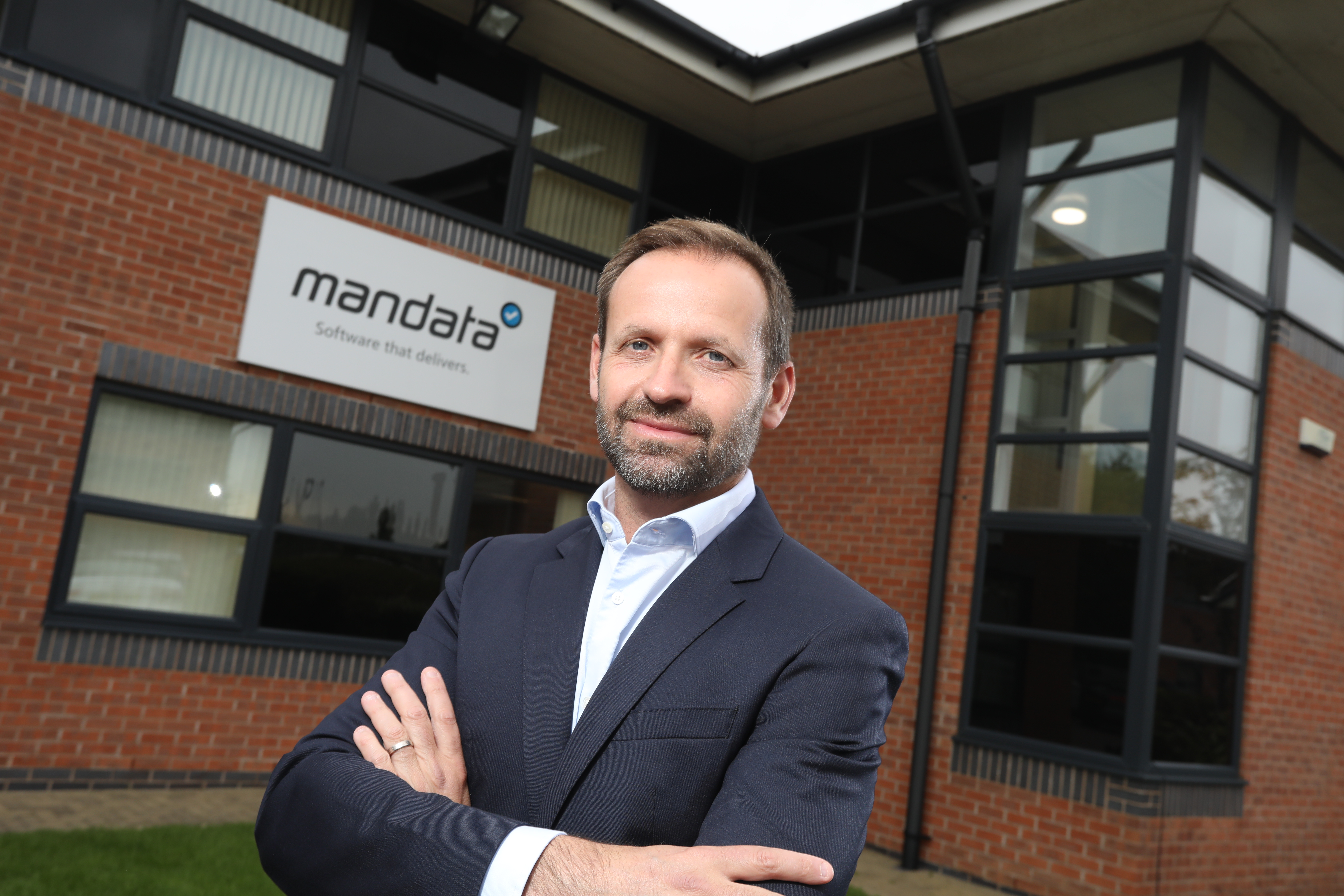 Chris Rigg new CEO appointed at Mandata Transport Management Software