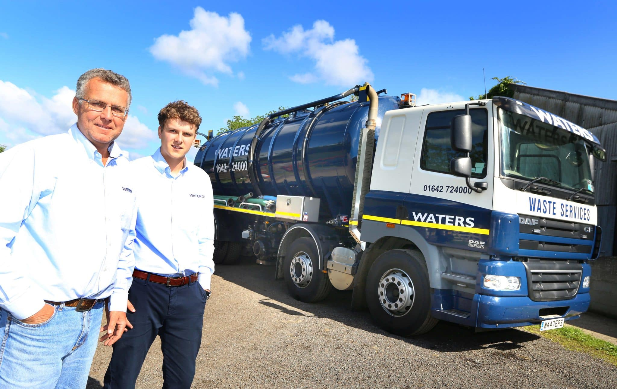 Universal Tankers supported by Mandata Transport Management Software