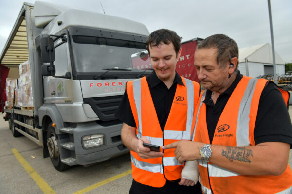 Forest Freight use Mandata TMS and electronic proof of delivery ePODs