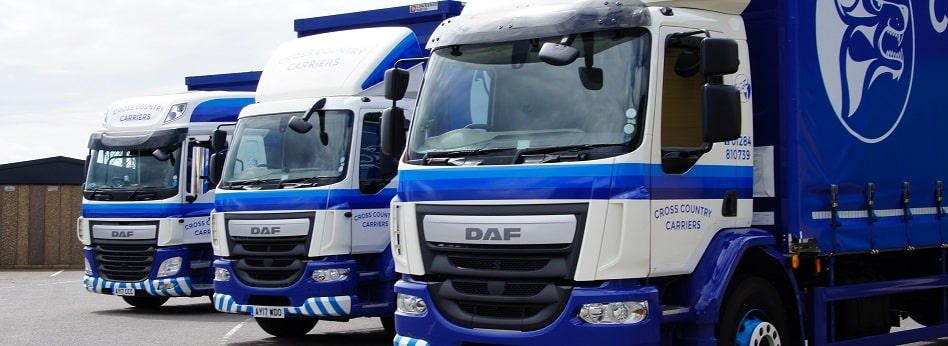 Cross Country Carriers provide green and safe credentials for FORS