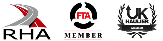 Mandata is a member of the RHA, FTA and UK Haulier