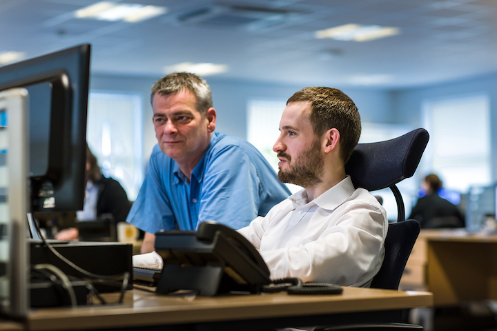 Mandata TMS and TMS Go! transport management software is developed in house at their head office in the North East of England